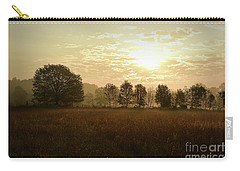 Sunrise Autumn Equinox 2017 Carry-all Pouch