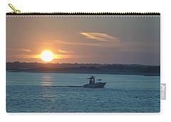 Sunrise Bassing Carry-all Pouch by  Newwwman