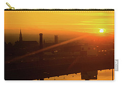 Sunset Belfast Carry-all Pouch