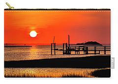 Sunrise - Bogue Sound Carry-all Pouch