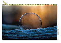 Sunrise Capture In Bubble Carry-all Pouch