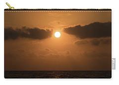 Sunrise Cloud Break Delray Beach Florida Carry-all Pouch