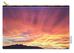 Sunrise Collection #2 Carry-all Pouch