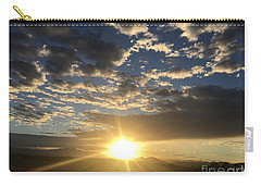 Sunrise Collection #3 Carry-all Pouch