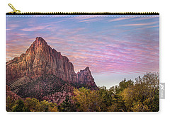 Sunrise Colors Carry-all Pouch