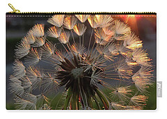 Sunrise Dandelion Carry-all Pouch