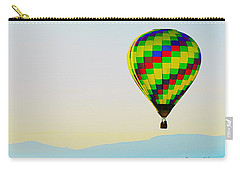 Sunrise Delight Carry-all Pouch by Steve Warnstaff