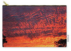 Sunrise Eruption Carry-all Pouch by Mark Blauhoefer
