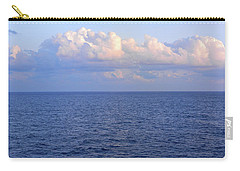 Sunrise From The Atlantic Ocean Carry-all Pouch