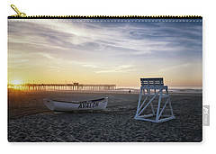 Sunrise In Avalon Carry-all Pouch