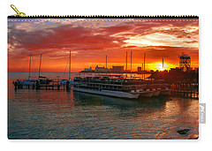 Sunrise In Cancun Carry-all Pouch