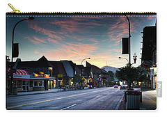 Sunrise In Gatlinburg Tennessee Carry-all Pouch