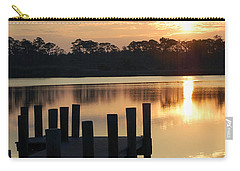 Sunrise In Grayton Beach II Carry-all Pouch
