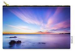 Sunrise In La Mata Carry-all Pouch