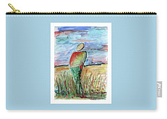 Sunrise In The Grasses Carry-all Pouch