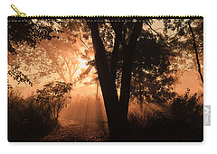 Sunrise In The Marsh 3 Carry-all Pouch