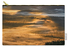 Sunrise In The Valley Carry-all Pouch