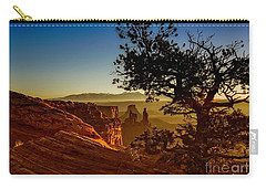 Sunrise Inspiration Carry-all Pouch by Kristal Kraft
