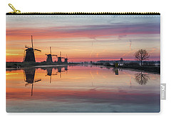 Sunrise Kinderdijk Carry-all Pouch
