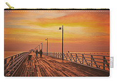 Sunrise Lovers Carry-all Pouch