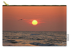 Sunrise Mexico Beach 2 Carry-all Pouch