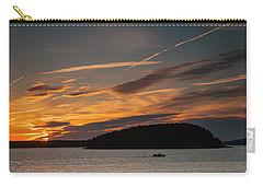 Sunrise On Bar Harbor #2 Carry-all Pouch