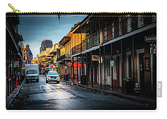 Sunrise On Bourbon Street Carry-all Pouch