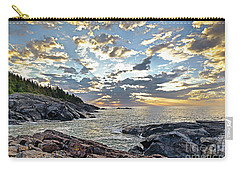 Sunrise On Christmas Cove Carry-all Pouch