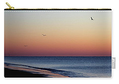Sunrise On Hilton Head Carry-all Pouch by Bruce Patrick Smith