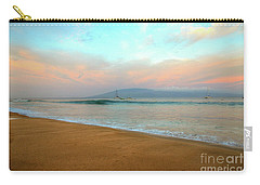 Sunrise On Ka'anapali Carry-all Pouch by Kelly Wade