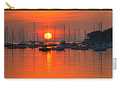 Sunrise On Salem Harbor Salem Ma Carry-all Pouch