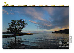 Sunrise On Seneca Lake Carry-all Pouch
