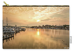 Sunrise On Spa Creek Carry-all Pouch