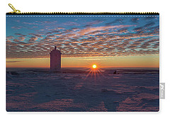 Sunrise On The Brocken, Harz Carry-all Pouch by Andreas Levi