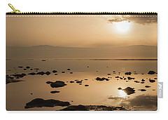 Sunrise On The Dead Sea Carry-all Pouch