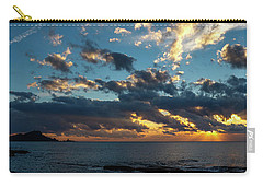 Sunrise On The French Riviera Carry-all Pouch
