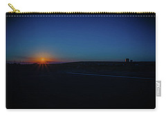 Sunrise On The Reservation Carry-all Pouch