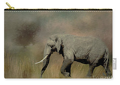 Sunrise On The Savannah Carry-all Pouch