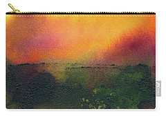 Sunrise Over A Marsh Carry-all Pouch