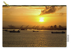 Sunrise Over Colon Carry-all Pouch