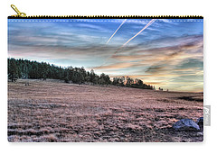 Sunrise Over Ft. Apache Carry-all Pouch