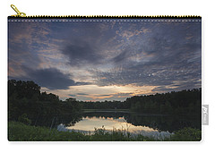 Sunrise Over Indigo Lake Carry-all Pouch