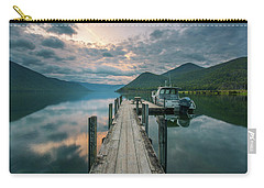 Sunrise Over Lake Rotoroa Carry-all Pouch