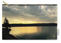 Sunrise Over Lake Washington Carry-all Pouch