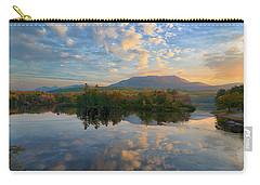 Sunrise Over Mt. Katahdin Carry-all Pouch