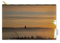 Sunrise Over New Bedford Carry-all Pouch