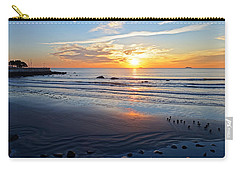 Sunrise Over Red Rock Park Lynn Shore Drive Carry-all Pouch