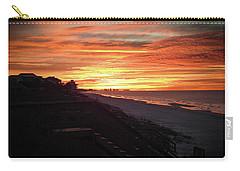 Sunrise Over Santa Rosa Beach Carry-all Pouch
