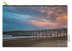 Sunset Over The Atlantic Carry-all Pouch