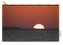 Sunrise Over The Bay 5x7 Carry-all Pouch